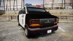 Declasse Burrito Police Transporter ROTORS [ELS]