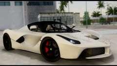 Ferrari LaFerrari 2014 (HQLM) para GTA San Andreas