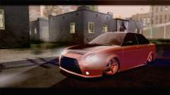 Instalado 2170 Priora De Naranja para GTA San Andreas