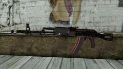Graffiti AK47 para GTA San Andreas