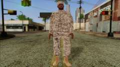 California National Guard	 Skin 5 para GTA San Andreas