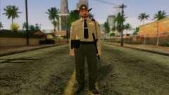 La policía (GTA 5) la Piel de 1 para GTA San Andreas