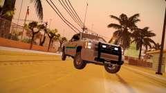 Chevrolet Silverado 2500HD Public Works Truck para GTA San Andreas