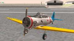 North American T-6 TEXAN N211A para GTA San Andreas