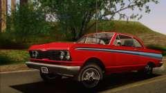 GTA V Blade para GTA San Andreas