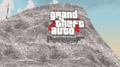 Nieve para GTA Penal de Rusia beta 2 para GTA San Andreas