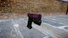Pistola Glock 20 de party rock