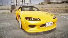 Nissan Silvia S15 Street Drift [Updated] para GTA 4