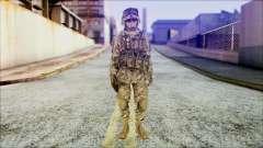 Ranger (CoD: MW2) v1 para GTA San Andreas