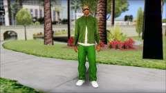 New CJ v2 para GTA San Andreas