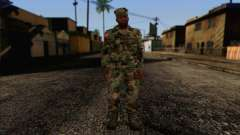 California National Guard	 Skin 3 para GTA San Andreas