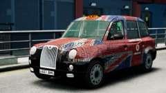 London Taxi Cab v2