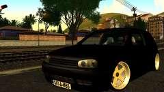 Volkswagen Golf IV para GTA San Andreas