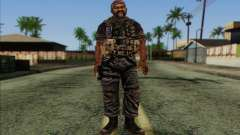 Los soldados de la Rogue Warrior 3 para GTA San Andreas