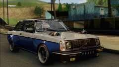 Volvo 242 V6 Twin Turbo 1983 - Stock