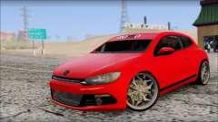 Volkswagen Scirocco Soft Tuning para GTA San Andreas
