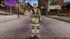 USA Soldier para GTA San Andreas