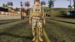 Soldados del Ejército de los estados UNIDOS (ArmA II) 1 para GTA San Andreas