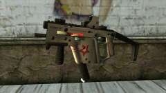Kriss Super from PointBlank v2 para GTA San Andreas
