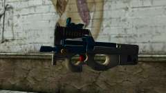 P90 from PointBlank v5 para GTA San Andreas