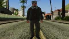 La policía rusa de la Piel 2 para GTA San Andreas