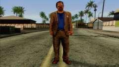 Willis Huntley from Far Cry 3 para GTA San Andreas