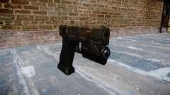 Pistola Glock 20 ce digital