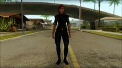 Mass Effect Anna Skin v8 para GTA San Andreas