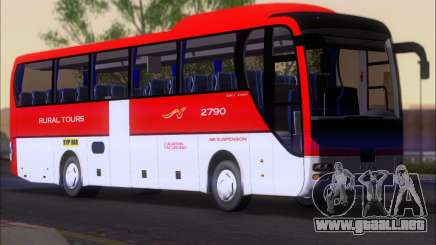 MAN Lion Coach Rural Tours 2790 para GTA San Andreas
