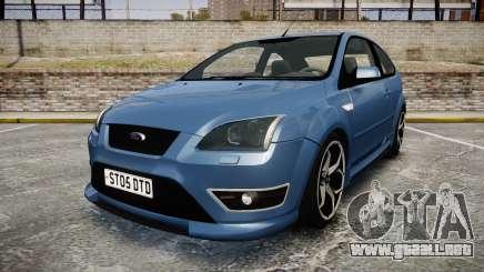 Ford Focus ST 2005 Rieger Edition para GTA 4