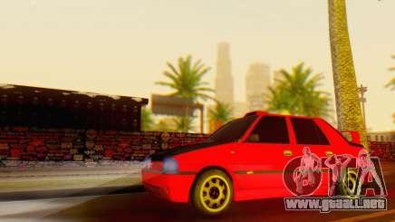 Dacia Super Nova Tuning para GTA San Andreas
