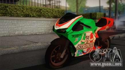 Bati RR 801 Stronzo para GTA San Andreas