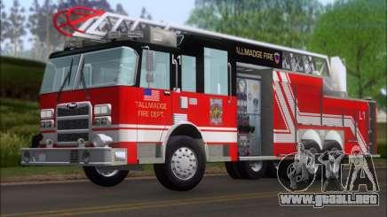 Pierce Arrow XT TFD Ladder 1 para GTA San Andreas