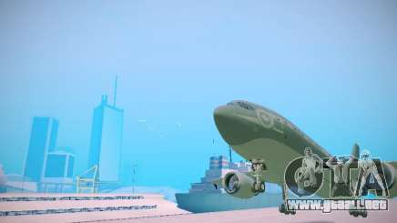 Canadian Forces Airbus CC150 Polaris para GTA San Andreas