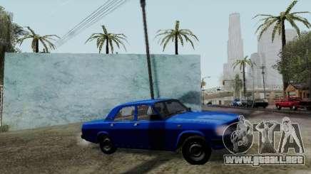 GAZ 31029 Volga Blue para GTA San Andreas
