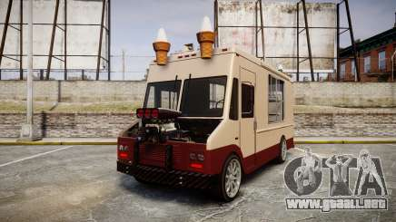 Brute Mr Tasty S para GTA 4