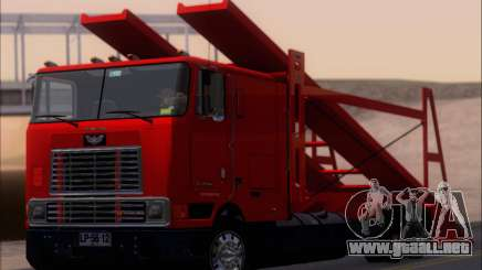 Navistar International 9700 1997 para GTA San Andreas