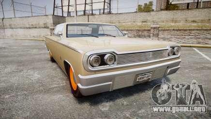 Declasse Voodoo Super Sport para GTA 4