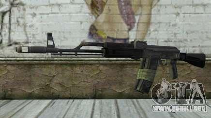 AK-101 from Battlefield 2 para GTA San Andreas
