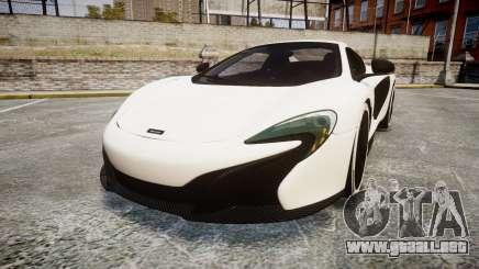McLaren 650S Spider 2014 [EPM] Bridgestone v3 para GTA 4