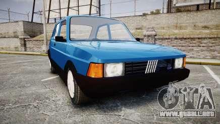 Fiat 147 Spazio-TR para GTA 4