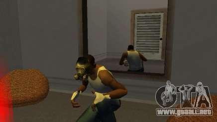 Máscara a partir de un Acosador para GTA San Andreas