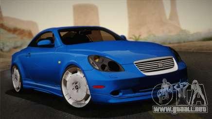 Toyota Soarer 430SC 2002 (IVF) para GTA San Andreas