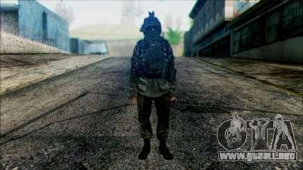 Los soldados aerotransportados (CoD: MW2) v1 para GTA San Andreas