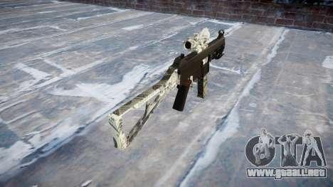 Pistola de UMP45 Benjamins para GTA 4 segundos de pantalla