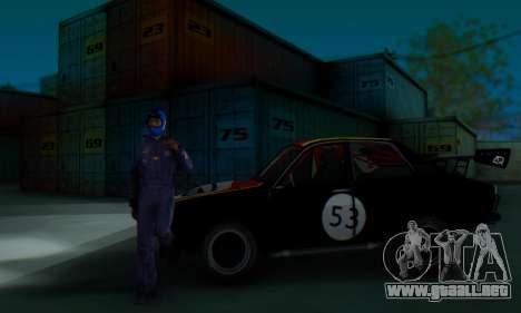 Dacia 1410 Sport para visión interna GTA San Andreas