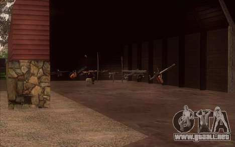 En la Verdad para GTA San Andreas