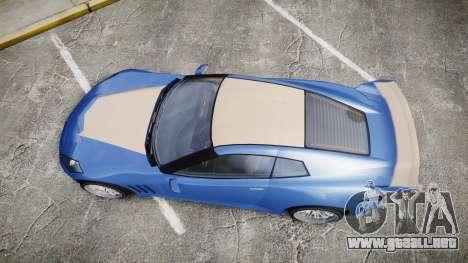GTA V Invetero Coquette para GTA 4 visión correcta