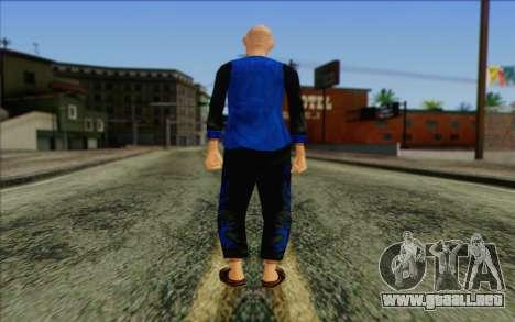 Miembro del pelotón de IA Piel 5 para GTA San Andreas segunda pantalla
