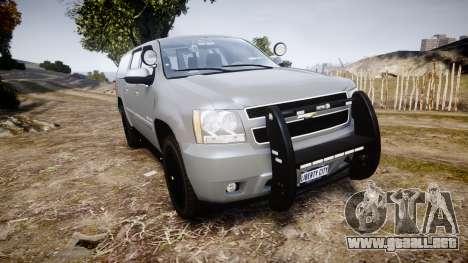 Chevrolet Suburban [ELS] Rims2 para GTA 4